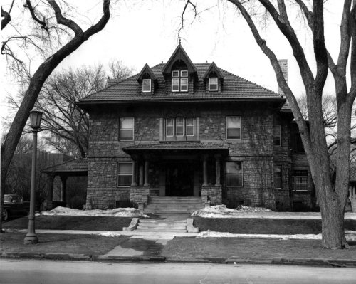 Dittenhorfer House, 705 Summit Ave, St. Paul, courtesy Thomas R. Blanck