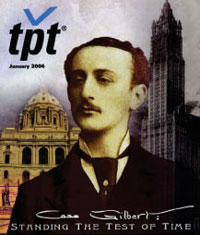 Twin Cities Public Television Cass Gilbert cover
