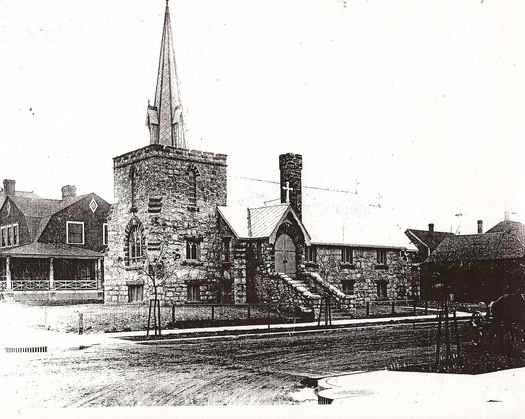 Other Names: Christ Memorial Episcopal Church; Location: demolished, Hibbing