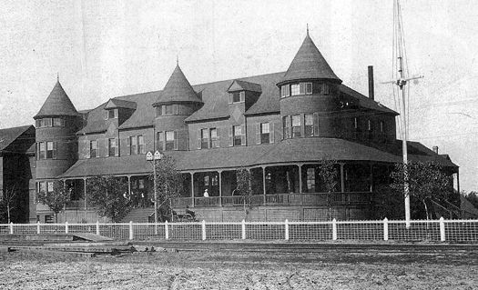 Northern Pacific Railroad Hospital - Brainerd, Brainerd, MN