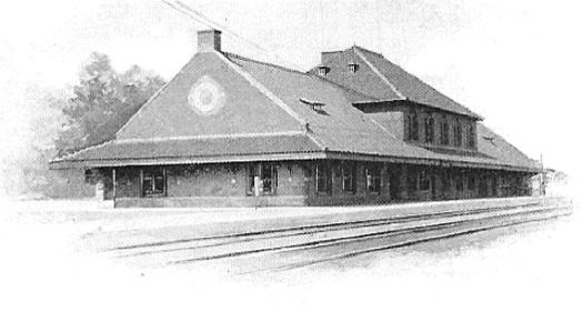 Northern Pacific Railroad Depot - Fargo, Fargo, ND