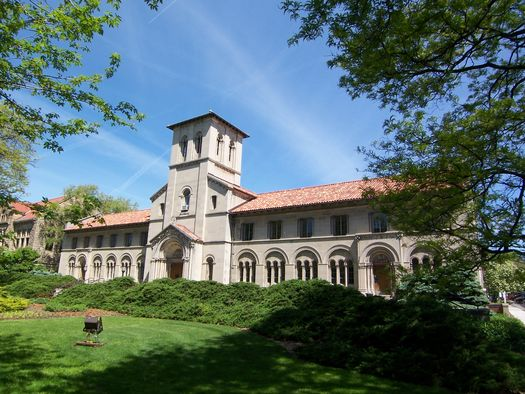 Oberlin Graduate School of Theology Quadrangle, Oberlin, OH